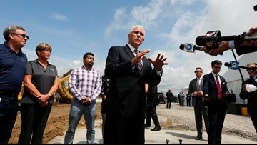 General Motors: Vice President Pence was mistaken about funds for buying idled Lordstown plant