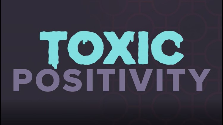 Defining 'toxic positivity' and what it means for your mental health: You Are Not Alone