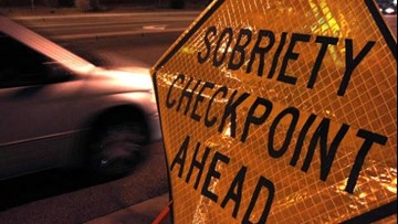 Authorities plan several OVI checkpoints on Northeast Ohio roads tonight