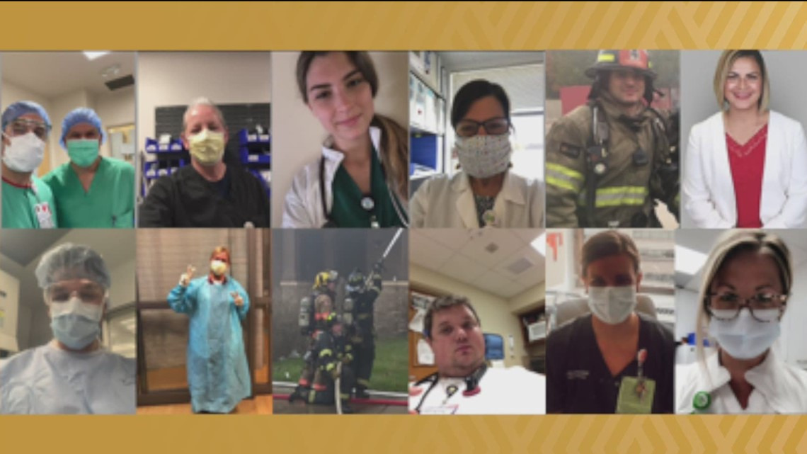 12 members of the same Northeast Ohio family serve as frontline workers during COVID-19 pandemic