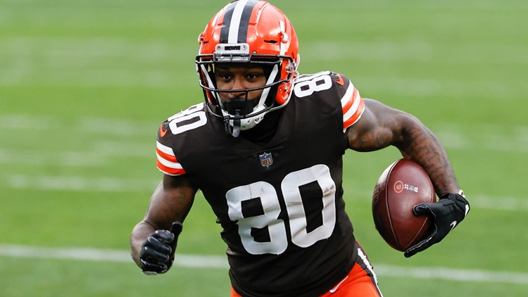 Cleveland Browns WR Jarvis Landry placed on injured reserve; will miss at least next 3 games