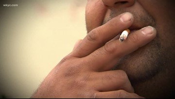 Starting today, if you're under 21, you can't buy tobacco or tobacco products in Ohio