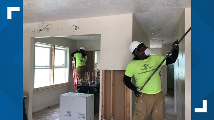 Boys and Girls Clubs of Northeast Ohio helping local teens to build homes and skillsets