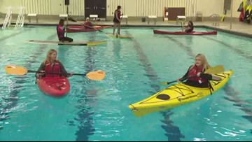 Adventure University happening at Lou Higgins Center at Baldwin Wallace University
