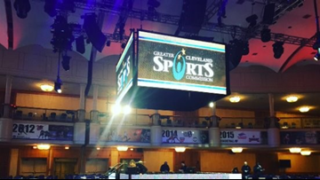 Watch again: WKYC.com backstage at the 20th annual Greater Cleveland Sports Awards