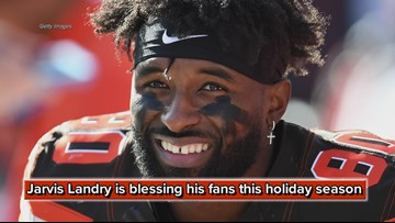Cleveland Browns WR Jarvis Landry to host surprise meet and greet for fans