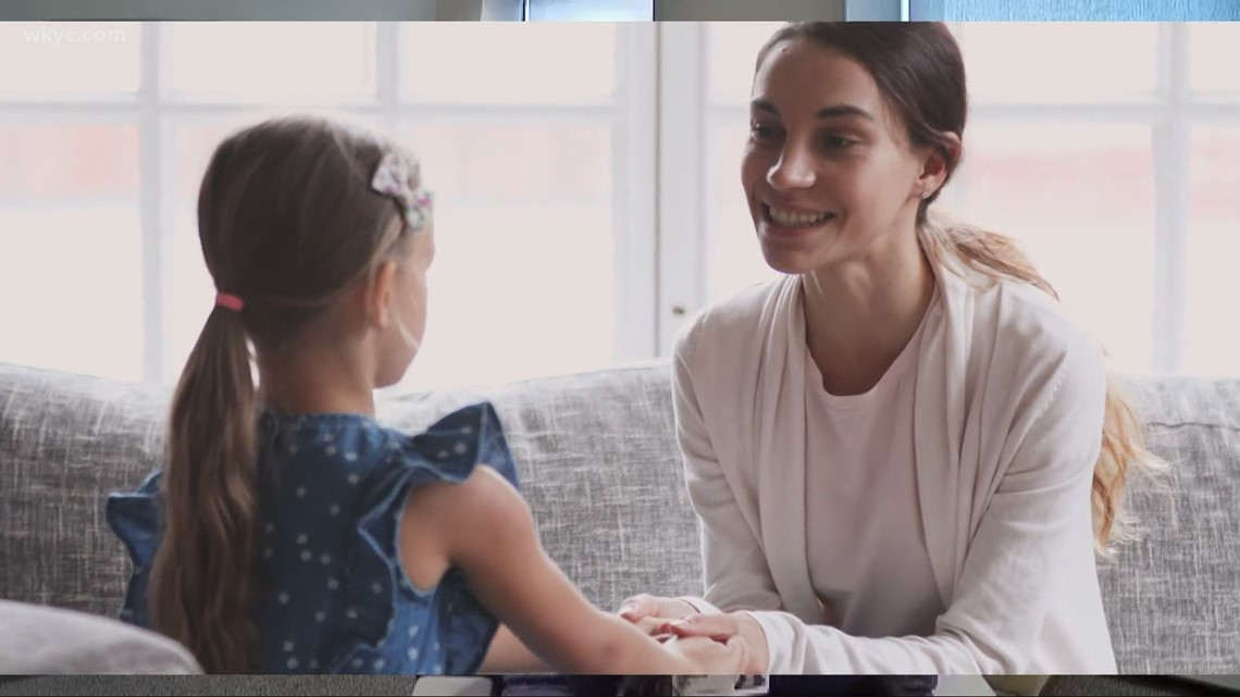 How parents can help ease their children's anxiety for the transition to in-person learning: Mom Minute Monday