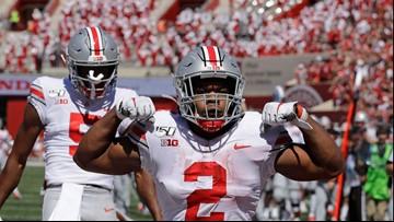 Ohio State running back J.K. Dobbins announces he is entering 2020 NFL Draft