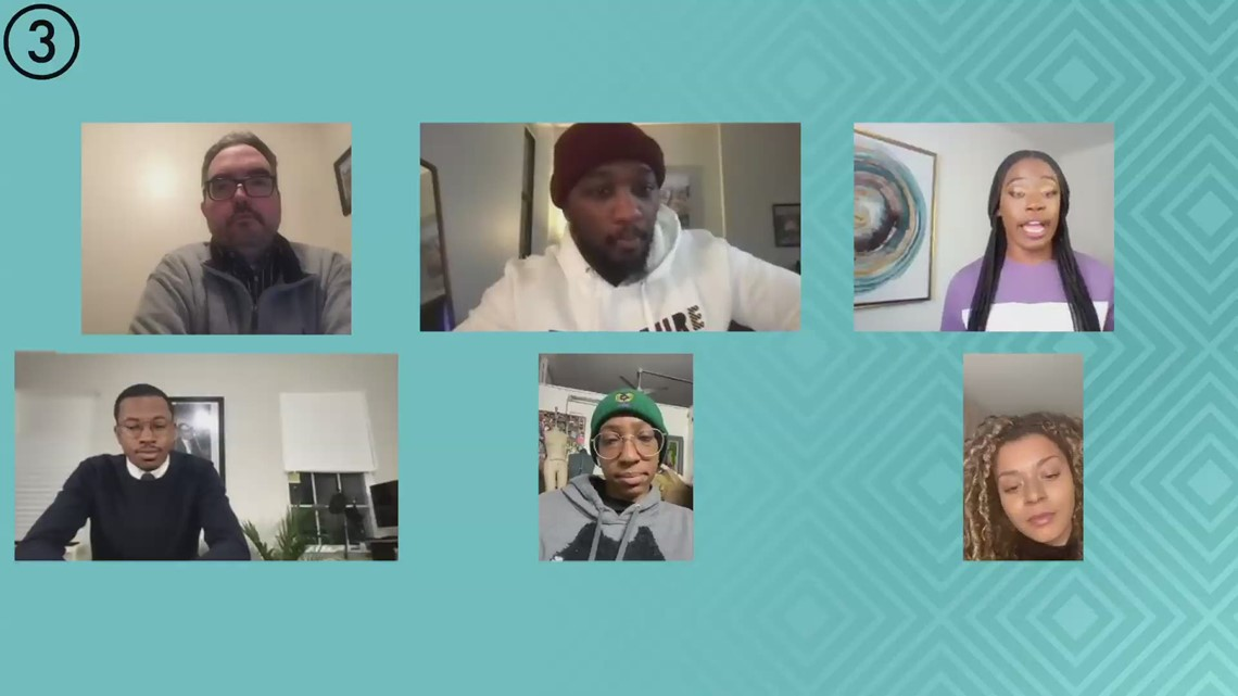A Turning Point: Panel discusses moments in time that altered their Black History