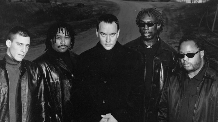 Dave Matthews Band 2020 Rock and Roll Hall of Fame induction nominee