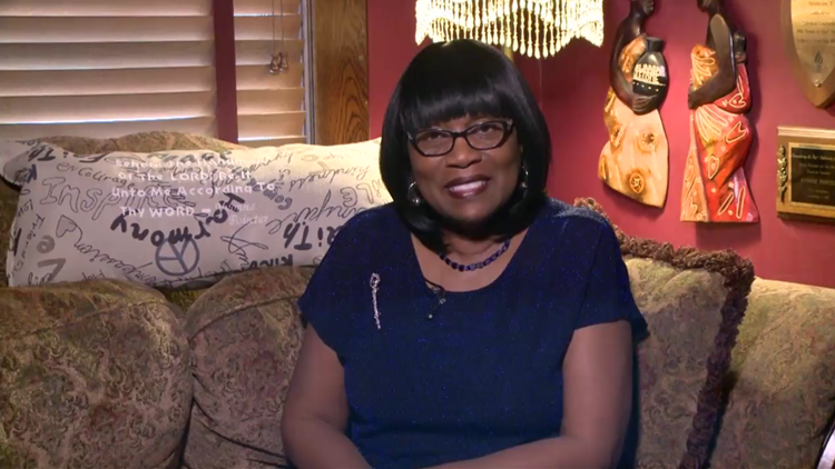 Power of Healing: Hate has no place in Yvonne Pointer's heart