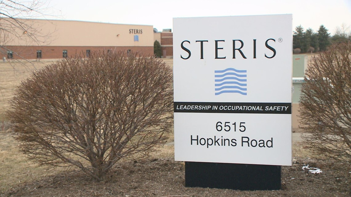 STERIS Corporation hit with a sexual harassment lawsuit by female
