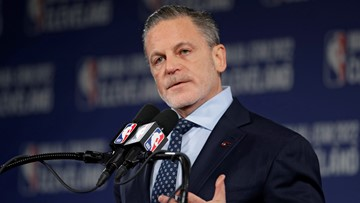 Cavs owner Dan Gilbert 'resting comfortably' after being hospitalized with stroke-like symptoms
