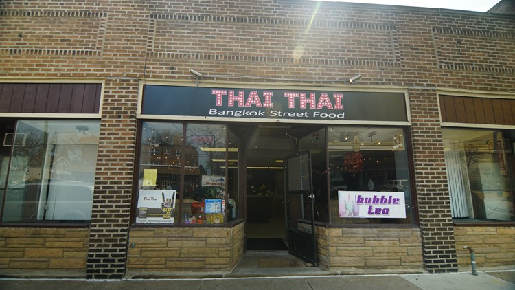 Thai Thai Bangkok Street Food