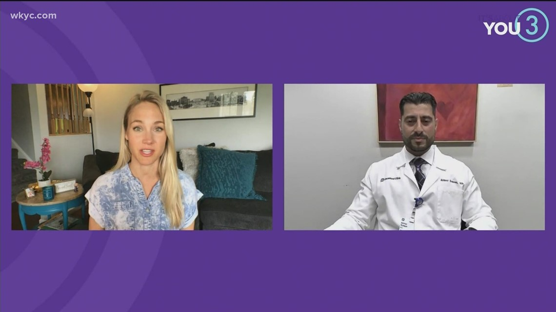 Dr. Anmar Kanaan - Reduce Risk Factors on Your Heart