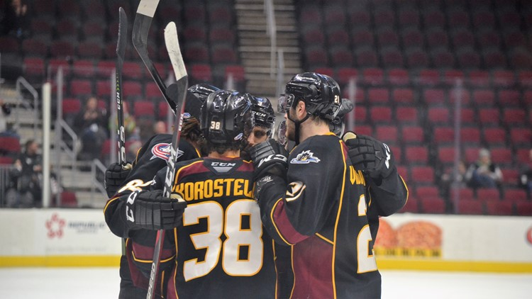 Image result for Cleveland Monsters Qualify For Calder Cup Playoffs With Win Over Toronto Marlies