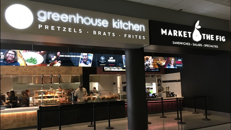 Greenhouse Kitchen and Market at The Fig