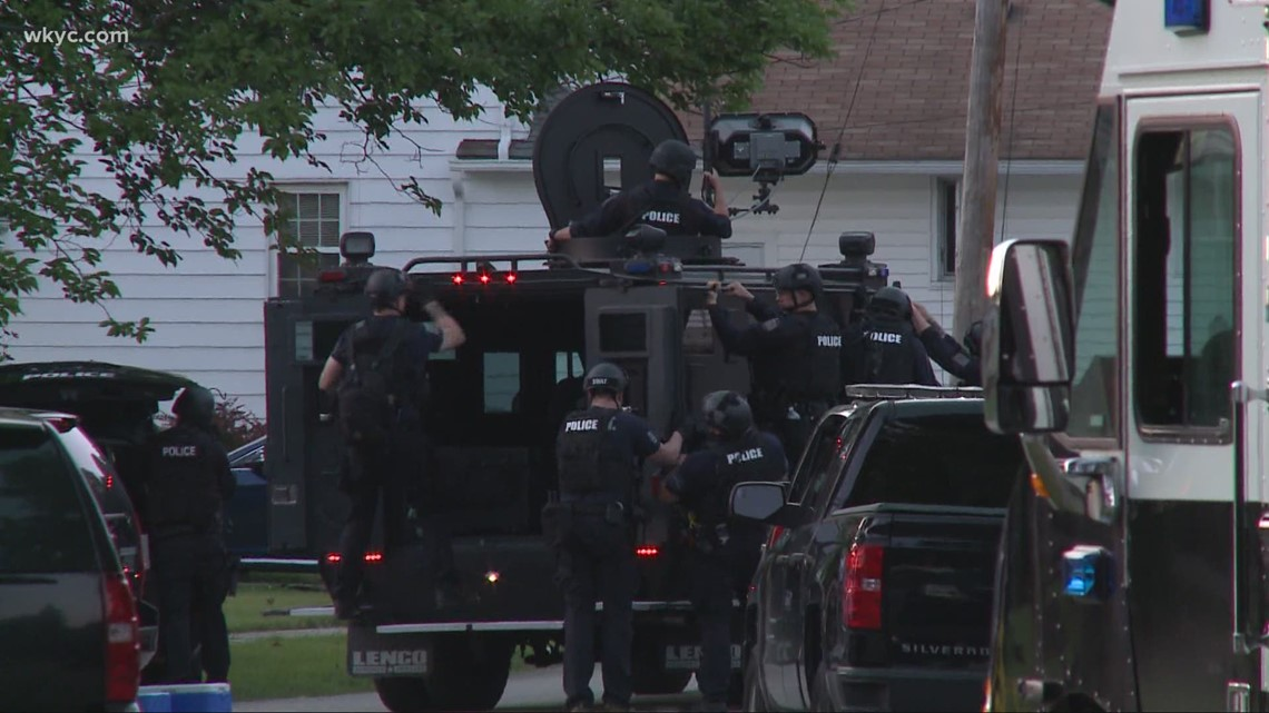 Standoff in Parma: What we know
