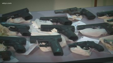 Cleveland giving away $200 gift cards in weekend gun buyback event