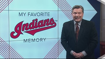 Jim Donovan's Cleveland Indians memory