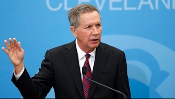 Ex-governor, Trump critic John Kasich lands talent agent