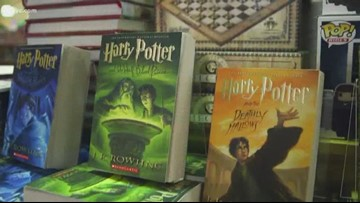 Tennessee school pulls Harry Potter books from library