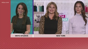 Jenna Bush Hager and Barbara Pierce Bush stop by Lunch Break to talk about their new children's book, 'Sisters First'