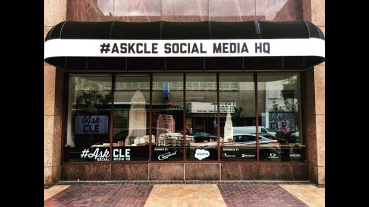 #AskCLE