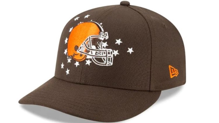 05bf0b6276ef86 New Era releases Ohio-themed Browns 2019 NFL Draft cap | wkyc.com