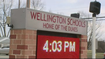Wellington school officials investigating after lunch taken away from student by cafeteria worker