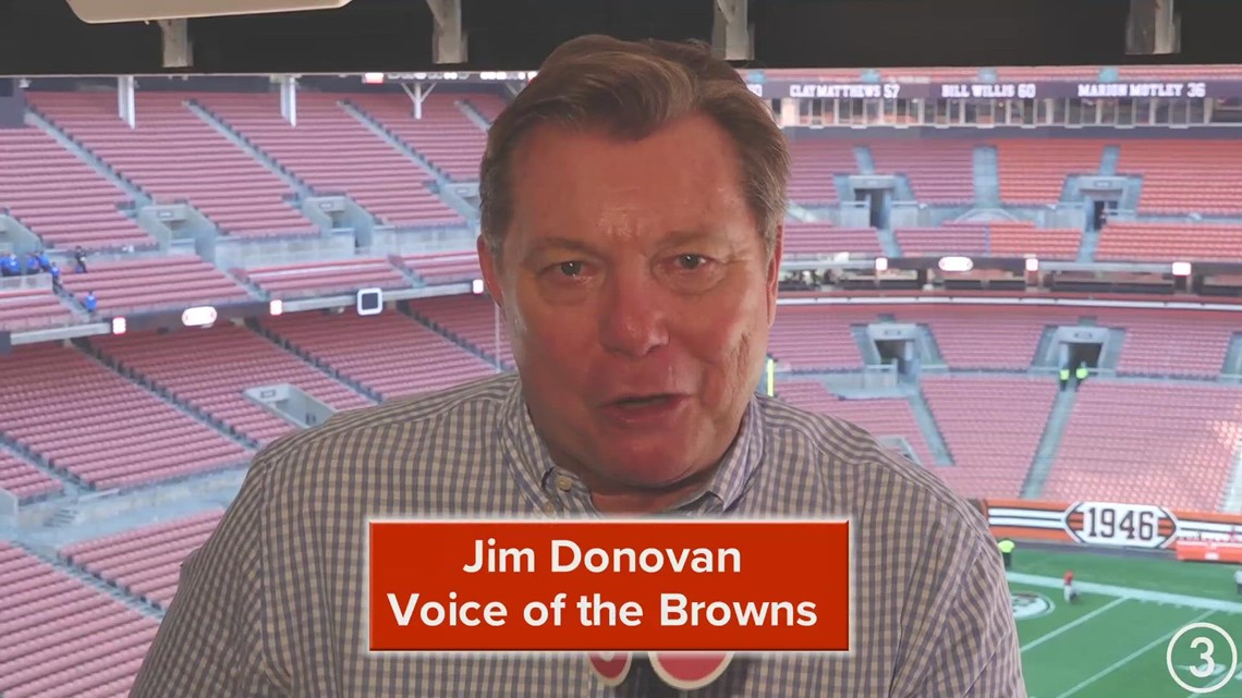 Voice of the Browns Jim Donovan breaks down the Browns 31-21 win over the Texans