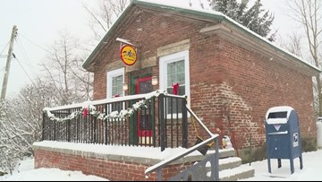 Former Parkman post office finds new life as bed and breakfast