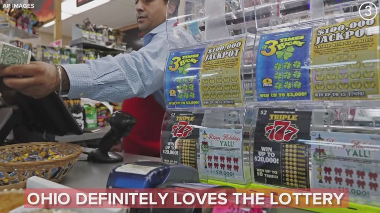 Ohio ranked among states that spend the most playing lottery