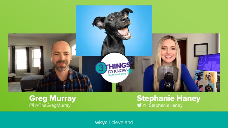 Cleveland photographer Greg Murray gives back to pet rescues with launch of photo book sequel 'Peanut Butter Puppies': 3 Things to Know podcast