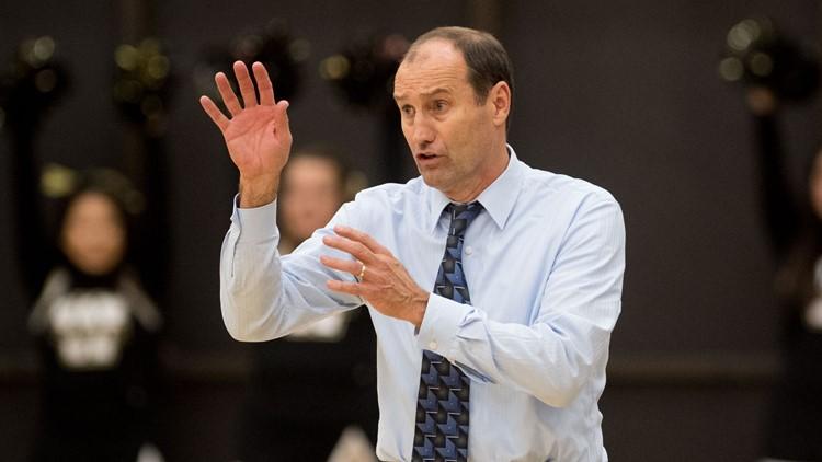 Wooster coach Steve Moore 3
