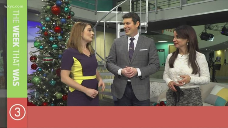 What a fun week! The best morning moments Dec. 9-13, 2019
