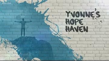 Hope Haven – Speak Only Positive Affirmations