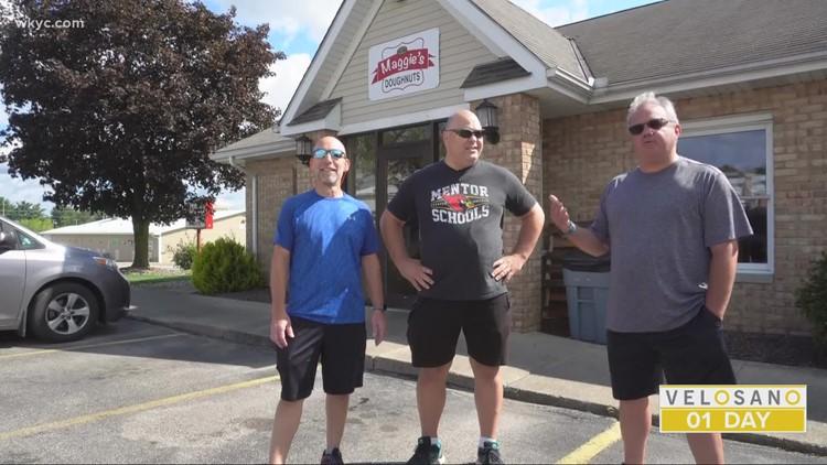 'Donut Dudes' taking on VeloSano in Cleveland