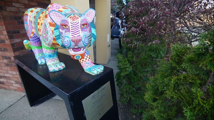 Tiger - Chinese Zodiac Animal Statue