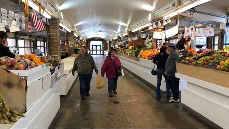 Let's Be Clear: An open conversation with West Side Market Tenant Association President Don Whitaker