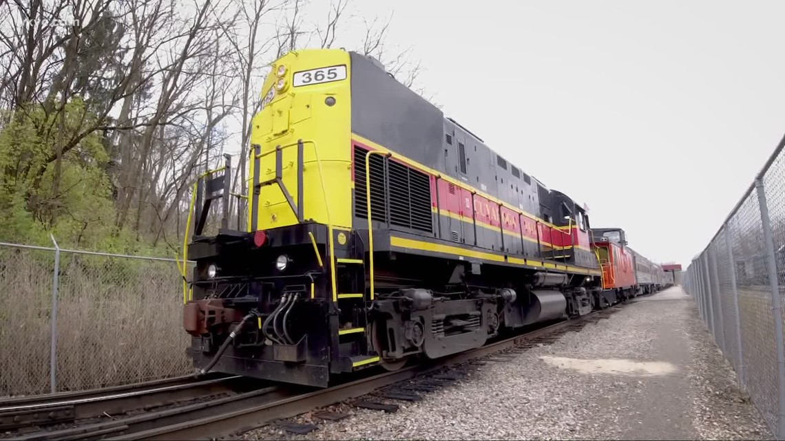 GO-HIO: Exploring the Cuyahoga Valley Scenic Railroad's history