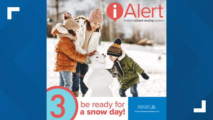 iAlert school closings and delays: See the list