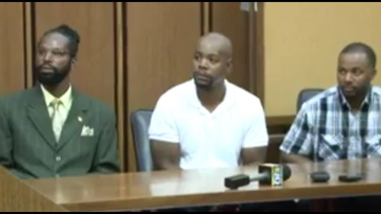Jury awards $5M each to East Cleveland men wrongfully imprisoned for murder