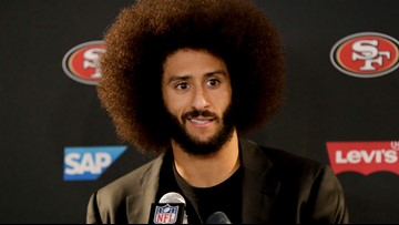 Browns are 4th least likely team to sign Colin Kaepernick, odds say