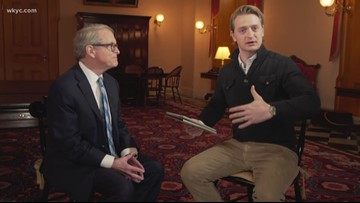 Let's be Clear: Mike DeWine talks with Will Ujek