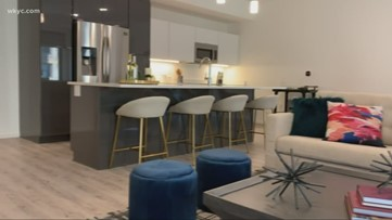First look inside The Beacon apartments in downtown Cleveland
