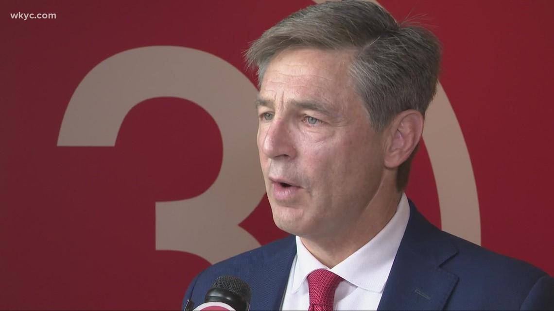 Matt Dolan announces candidacy for U.S. Senate