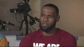 'Some of my best accomplishments was the times that I failed' | LeBron James explains his mindset when dealing with pressure and obstacles in life