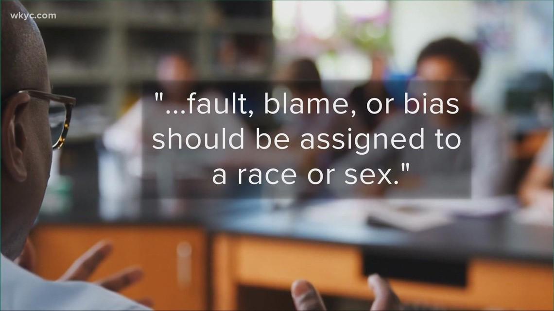 The battle over critical race theory in the Ohio legislature