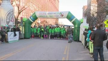 St. Patrick's Day Kilt Race, part one